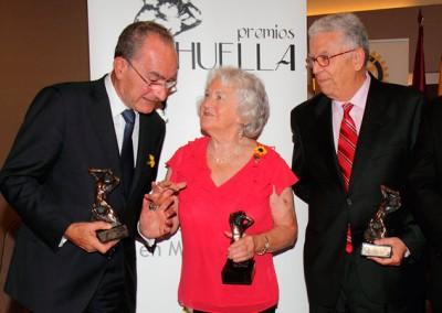 Premios Huella 2011