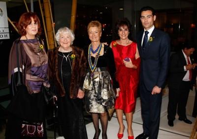 Recepción Premios Huella 2011