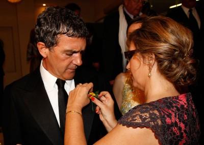 Recepción Premios Huella Rotary Club Málaga